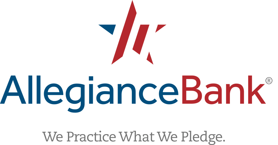 Allegiance Bank - New STACKED Logo with Tag and Register Mar